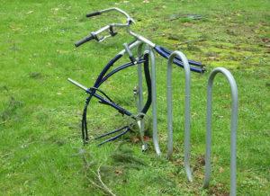 Sykkeltyverier i Melllomenga Borettslag